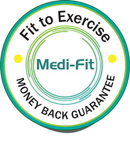 Medi-Fit Money Back Guarantee